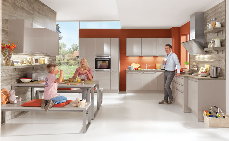 Familienküchen Image