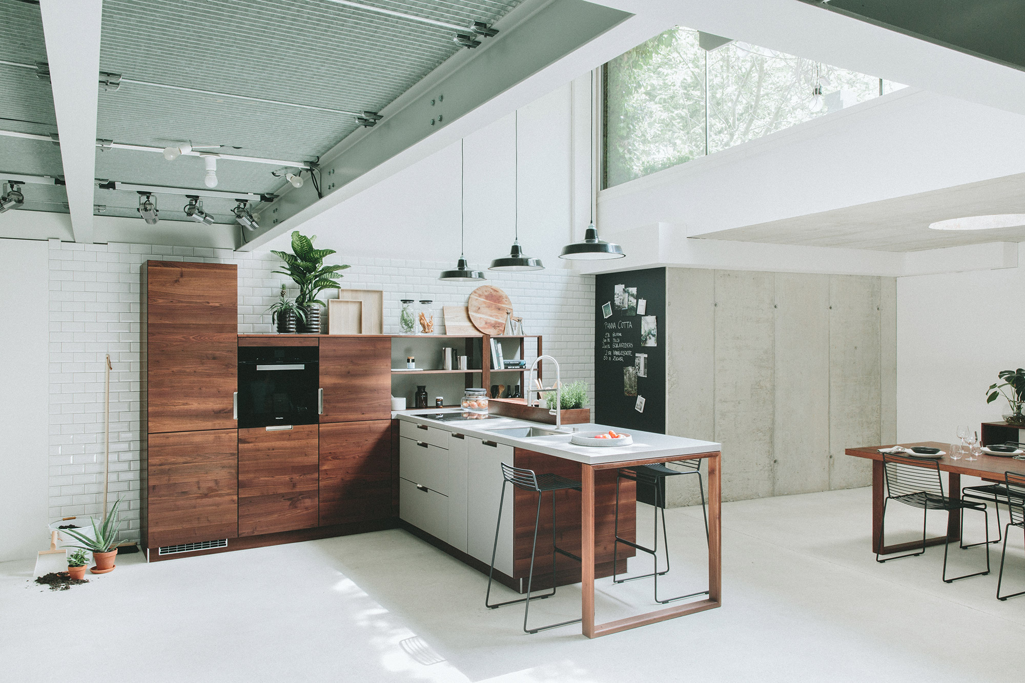 k chen m bel arenz. Black Bedroom Furniture Sets. Home Design Ideas