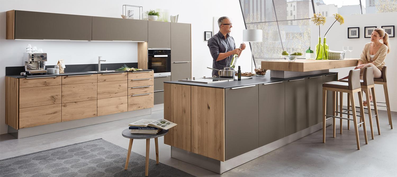 Massivholzküchen Image