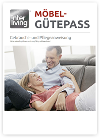 Gütepass Interliving Möbel